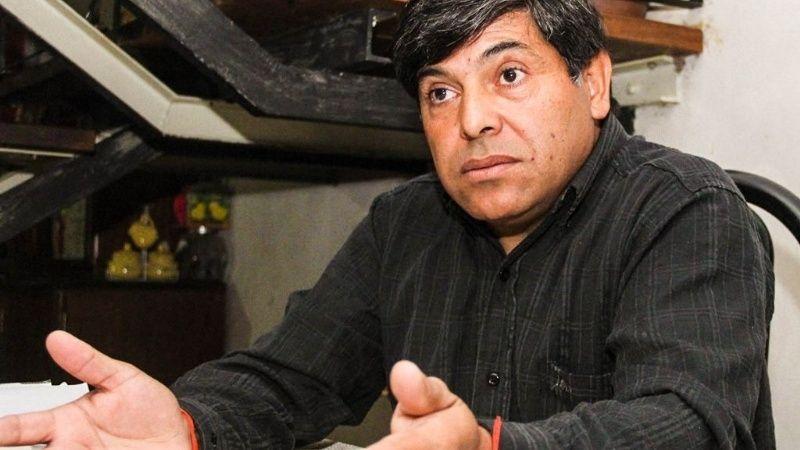 Nestor Agüero, el denunciante